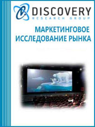 Анализ рынка кинопоказа и кинотеатров в России