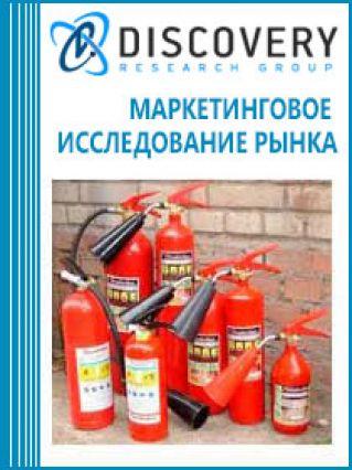 Маркетинговое исследование - Анализ рынка огнетушителей в России (с предоставлением баз импортно-экспортных операций)