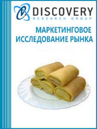 Анализ рынка замороженных полуфабрикатов из теста (блинчики, пицца) в России