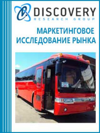 Анализ рынка автобусных пассажирских перевозок в Москве и Московской области