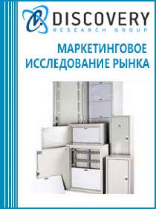 Маркетинговое исследование - Анализ рынка электрических (электротехнических) шкафов и электрических щитов в России