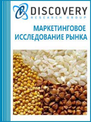 Маркетинговое исследование - Анализ рынка круп в России