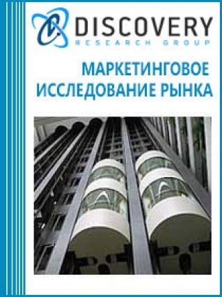 Маркетинговое исследование - Анализ рынка лифтов и подъемных механизмов в России