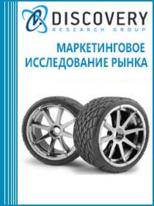 Маркетинговое исследование - Анализ рынка легковых шин в России: итоги I полугодия 2017 г.