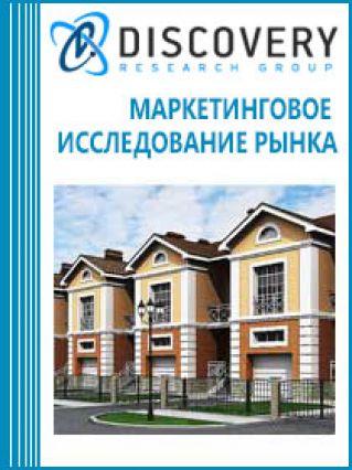 Маркетинговое исследование - Анализ рынка таунхаусов в Московской области