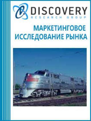 Маркетинговое исследование - Анализ российского рынка железнодорожных грузоперевозок