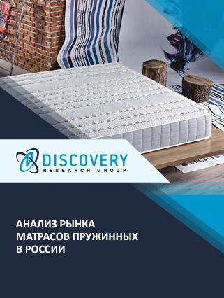 Анализ рынка матрасов пружинных в России
