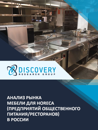 Анализ рынка мебели для HoReCa (предприятий общественного питания/ресторанов) в России