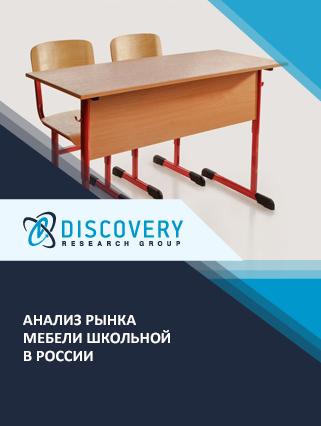 Анализ рынка мебели школьной в России