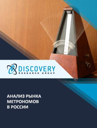 Анализ рынка метрономов в России