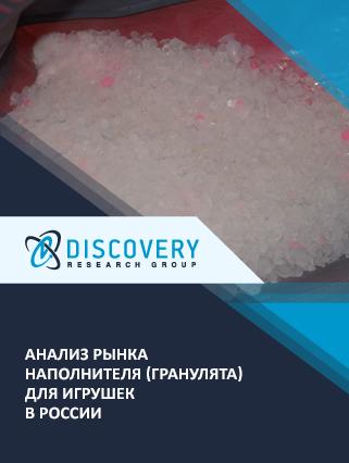 Анализ рынка наполнителя (гранулята) для игрушек в России