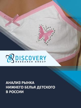 Анализ рынка нижнего белья детского в России