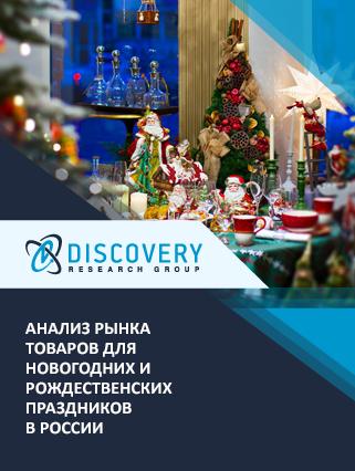 Анализ рынка товаров для новогодних и рождественских праздников в России
