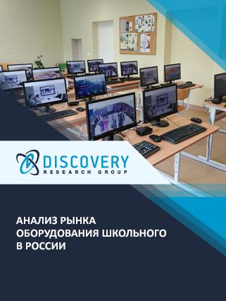 Анализ рынка оборудования школьного в России