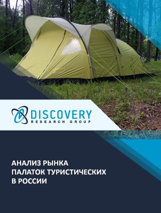 Анализ рынка палаток туристических в России