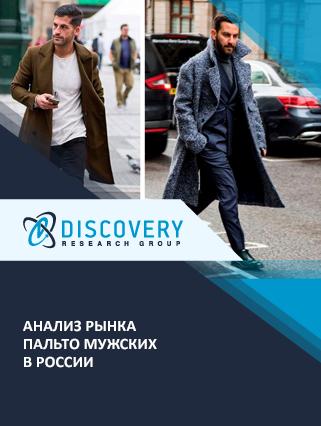 Анализ рынка пальто мужских в России