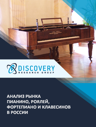 Анализ рынка пианино, роялей, фортепиано и клавесинов в России