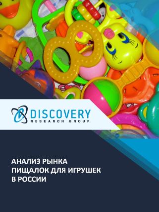 Анализ рынка пищалок для игрушек в России