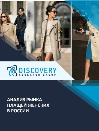 Анализ рынка плащей женских в России