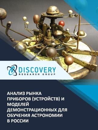 Анализ рынка приборов (устройств) и моделей демонстрационных для обучения астрономии в России