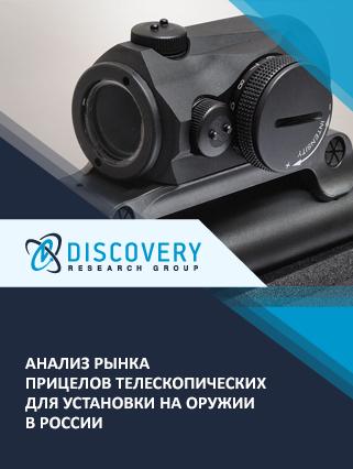 Анализ рынка прицелов телескопических для установки на оружии в России