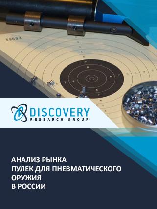 Анализ рынка пулек для пневматического оружия в России