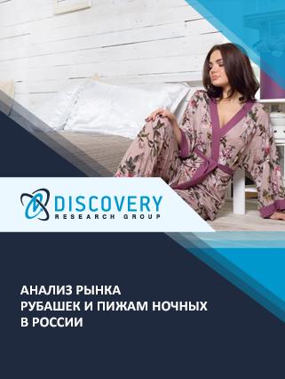 Анализ рынка рубашек и пижам ночных в России