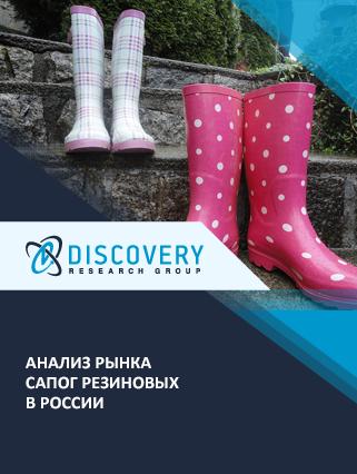 Анализ рынка сапог резиновых в России