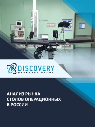 Анализ рынка столов операционных в России