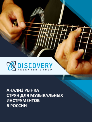 Анализ рынка струн для музыкальных инструментов в России