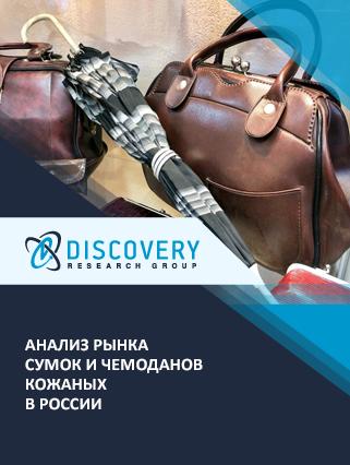 Анализ рынка сумок и чемоданов кожаных в России