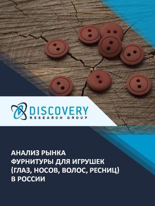 Анализ рынка фурнитуры для игрушек (глаз, носов, волос, ресниц) в России