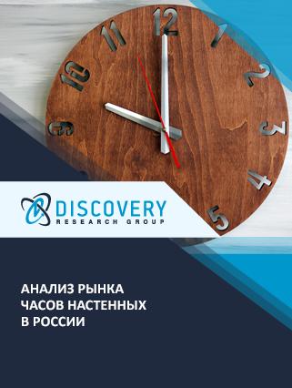 Анализ рынка часов настенных в России