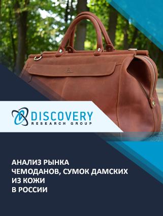 Анализ рынка чемоданов, сумок дамских из кожи в России