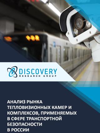 Анализ рынка тепловизионных камер и комплексов, применяемых в сфере транспортной безопасности в России (с базой импорта-экспорта)