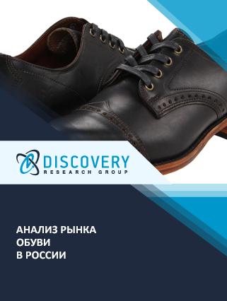 Анализ рынка обуви в России (с базой импорта-экспорта)