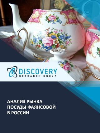 Анализ рынка посуды фаянсовой в России