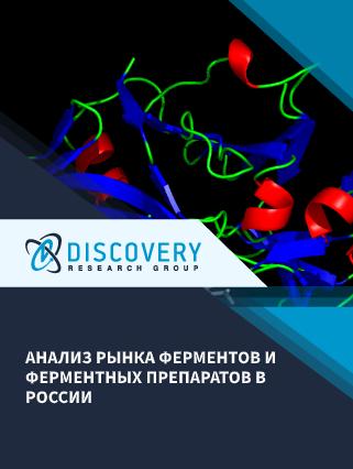 Анализ рынка ферментов и ферментных препаратов в России (с базой импорта-экспорта)