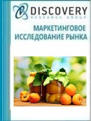 Анализ рынка овощей, фруктов, орехов и частей растений, консервированных с помощью сахара или иным способом в России