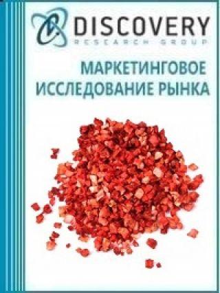 Анализ рынка сублимированных ягод и фруктов в России