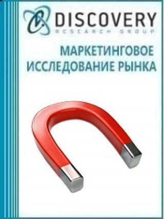 Анализ рынка постоянных магнитов и магнитотвердых материалов в России (с базой импорта-экспорта)
