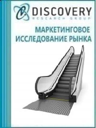 Анализ рынка эскалаторов и траволаторов в России (с предоставлением базы импортно-экспортных операций)