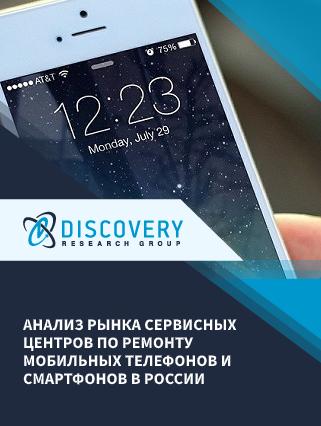 Анализ рынка сервисных центров по ремонту мобильных телефонов и смартфонов в России
