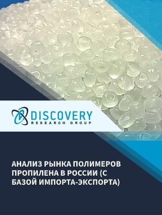 Анализ рынка полимеров пропилена в России (с базой импорта-экспорта)