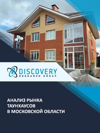 Анализ рынка таунхаусов в Московской области