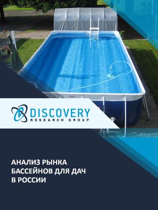 Анализ рынка бассейнов для дач в России