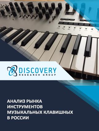 Анализ рынка инструментов музыкальных клавишных в России