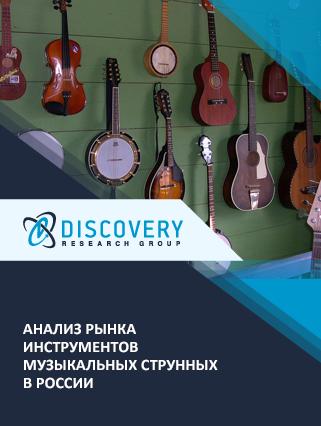 Анализ рынка инструментов музыкальных струнных в России