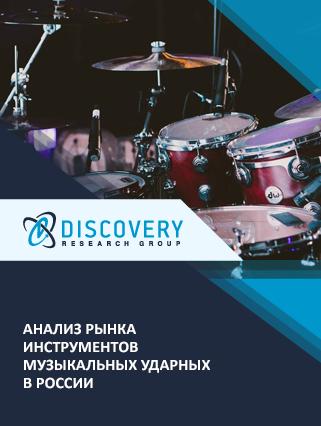 Анализ рынка инструментов музыкальных ударных в России
