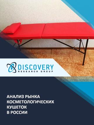 Анализ рынка косметологических кушеток в России